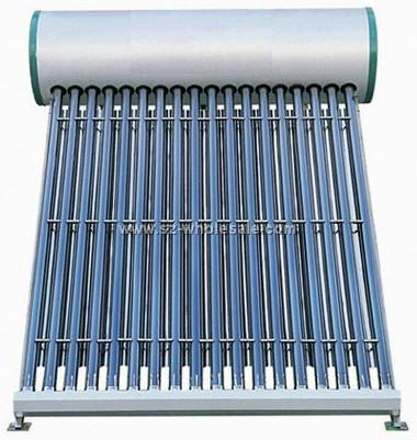 Solar water header